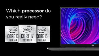 Which processor do you really need?   DeMistify Ep. 2