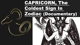 CAPRICORN, The COLDEST Sign In The Zodiac (Documentary) [Lamarr Townsend Tarot]