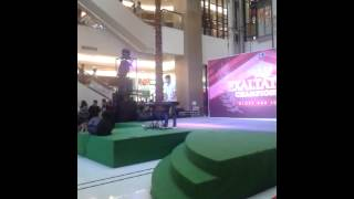 Gabriel When I Was Your Man  TangCity Mall 16082015