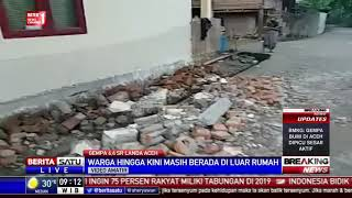Video Amatir Gempa Aceh