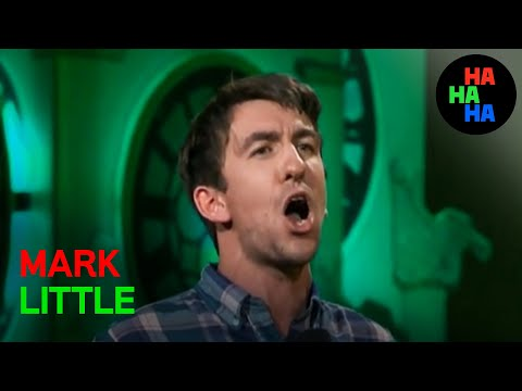 Mark Little – Not EVERYTHING is About Guns