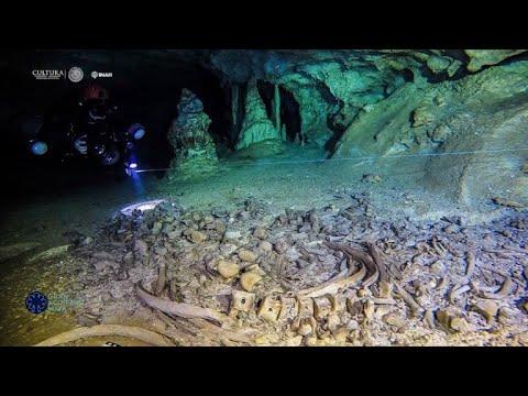 العرب اليوم - اكتشاف أكبر كهف تحت الماء في العالم