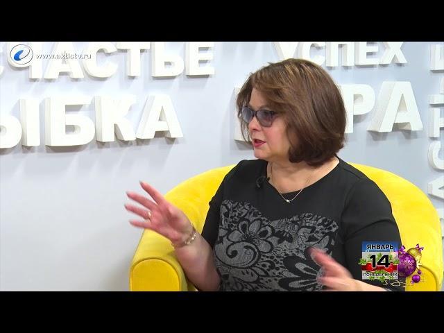 Гость программы «Новый день» Татьяна Стеренчук