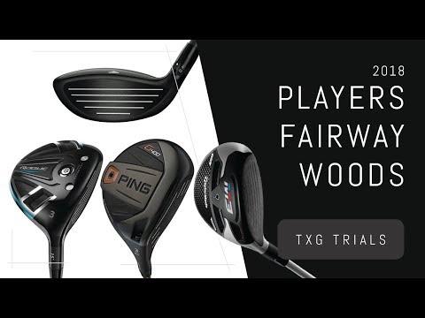 Players' Fairway Wood Shootout