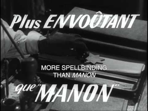 Les Diaboliques (1955) // Bande-annonce HD (VFSTA)