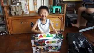 魔法現身 - 幪面超人OOO 變身腰帶 (2013-07-06)