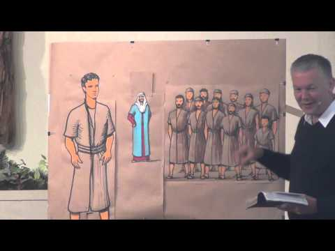 Children's Bible Talk - Joseph (Part 1)