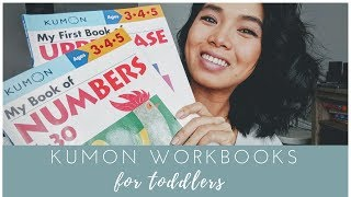 Kumon Workbooks w Your Toddler | How To Make Kumon Work At Home (tips & review)