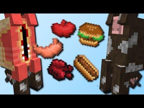 Minecraft KÜHE SCHLACHTEN!! (Butchercraft Mod) [Deutsch]