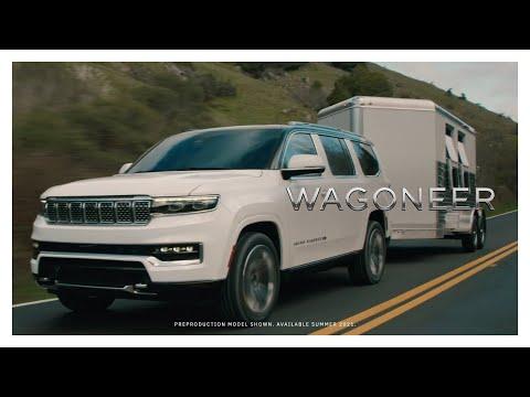Musique de la pub Jeep Grand Wagoneer and Wagoneer | The Ultimate in Premium Capability Mai 2021
