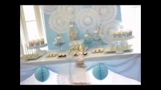 DIY First Communion Party Decorating Ideas