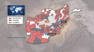 Afghanistan: a major blow for the US and for Afghan authorities in Kandahar