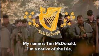 """The Irish Volunteer"" - Irish-American Civil War Song"