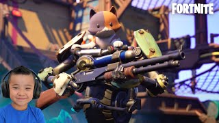 Fornite Gameplay With CKN Gaming
