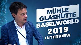 Baselworld 2019: Mühle Glashütte Neuheiten