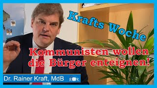 Krafts Woche: Bundestag beschließt Impf-Apartheid