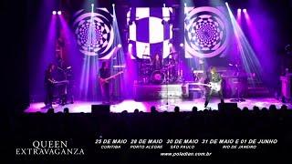 Queen Extravaganza Tour Brazil!