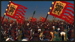 Rise Of The Three Kingdoms - China Total War Mod Gameplay