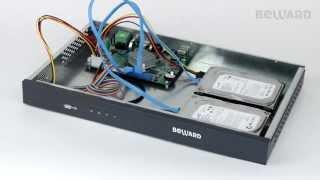 IP-видеорегистратор 32 канальный Beward BS1232