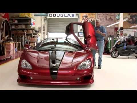 2008 SSC Ultimate Aero Driven