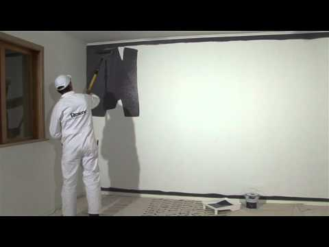 Painting interior walls with Resene SpaceCote