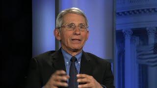 """Fauci: NIH In """"Scramble"""" For Any Gov"""