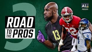 Rashaan Evans: Road to the Pros | Part Three