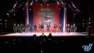 West Springfield Dance Team Large Varsity Hip Hop Finals