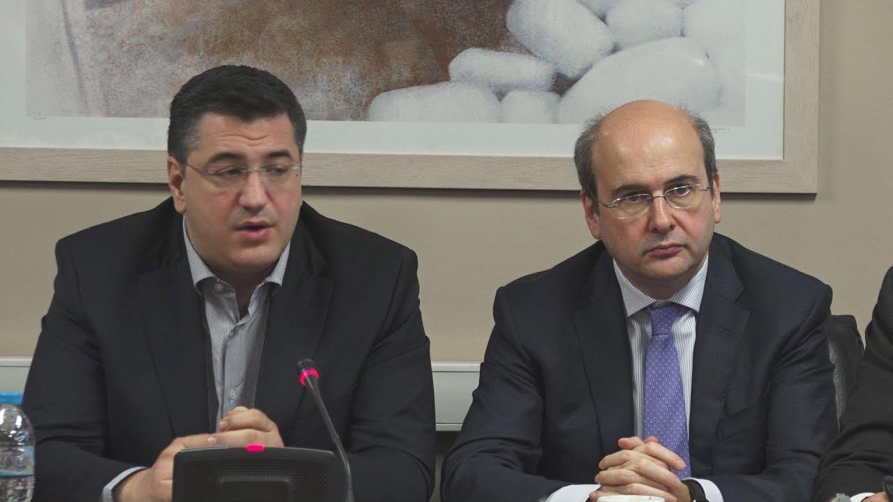 Συνεδρίαση ΔΣ  Ένωσης Περιφερειών Ελλάδας, παρουσία του υπ. Περιβάλλοντος και Ενέργειας
