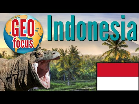 Focus On Indonesia! Country Profile And Geographical Info