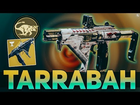 Tarrabah Raid Exotic Review (Better than Recluse?) | Destiny 2 Season of Opulence