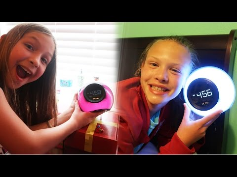 WHO GETS THE iHome Bluetooth Color Changing Dual Alarm Clock?