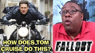 Mission Impossible Fallout Review - TOM CRUISE AIN'T HUMAN!