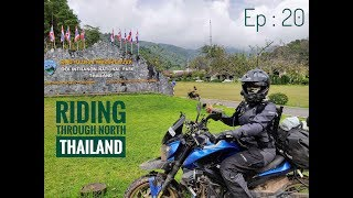 On a Motorcycle through North Thailand : Pai Loop | Ep 20 | Candida Louis