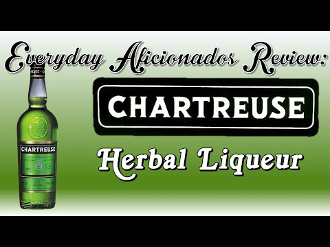 The early days in ten drinks – 7 Green chartreuse