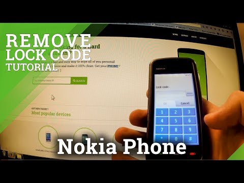 How to hard reset a Nokia 225 if the security code is