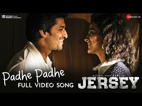Actor Nani Jersey Movie Padhe Padhe Full Video song