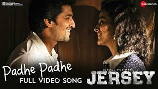 Actor Nani Jersey Movie Padhe Padhe Full Video song