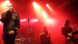 Arcturus @ Nosturi, Helsinki, Feb 7 2015: Wintry Grey, Du Nordavind, Morax