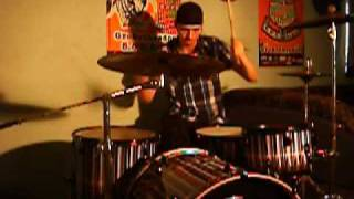 boysetsfire  full color guilt  Drum Cover