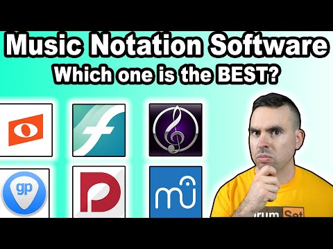 Music Notation Software for Drums: An In Depth Review by EMC