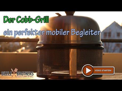 Cobb Grill - Informationen und Antworten - der mobile Tischgrill