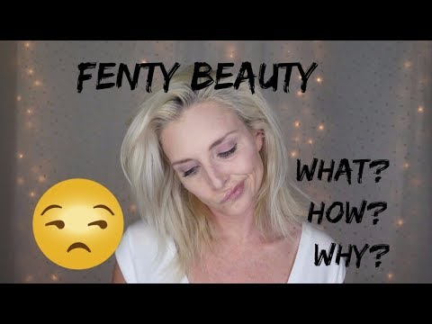 Fenty Beauty Review for Mature/Dry Skin *Hot Mom Jeans*