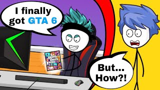 What if a Gamer gets GTA 6 instead of GTA 5