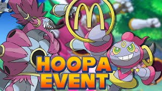 Hoopa  - (Pokémon) - Hoopa Unbound Mystery Gift Event | Pokémon Omega Ruby and Alpha Sapphire!