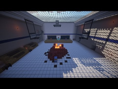 Education of Death [Minecraft Call of Duty Zombie Map