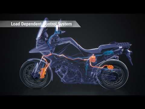 2020 Suzuki V-Strom 1050XT in Goleta, California - Video 7