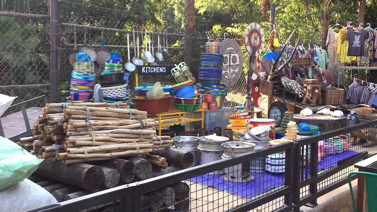 Harambe Market walkthrough