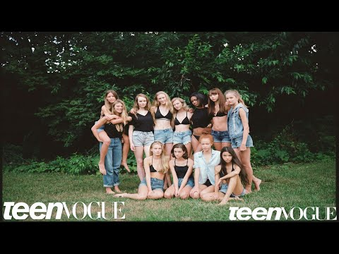 What Happens at Model Training Camp | Teen Vogue