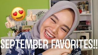 SEPTEMBER 2018 FAVORITES!!! Video thumbnail